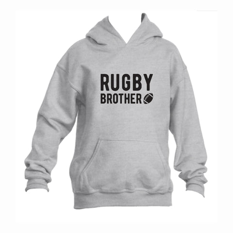 Rugby Brother Youth 50/50 Hoodie