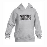 Wrestle Brother Youth 50/50 Hoodie