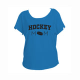 Hockey Mom V1 Triblend Dolman