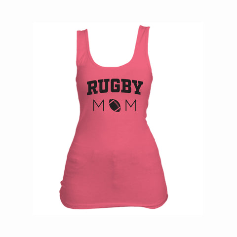 Rugby Mom V1 Jersey Tank