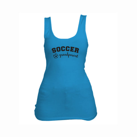 Soccer Grandparent Jersey Tank
