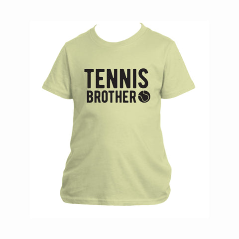 Tennis Brother Youth Tee