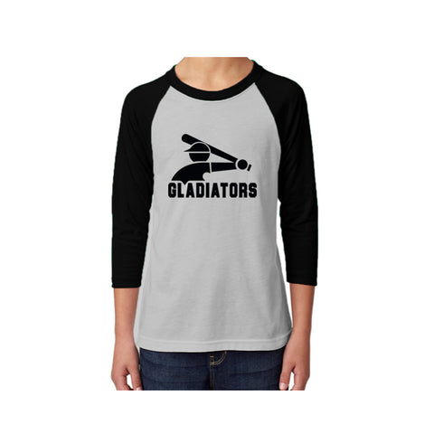 Gladiator Kids 3/4 Sleeve Tee