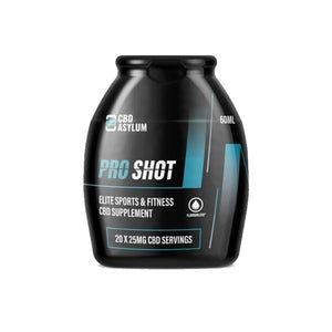 CBD Asylum Pro Shot Enhancer -  500mg (60ml) - cannabidolpharm.com
