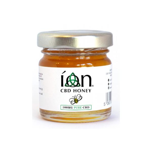 ION Pure CBD Honey 100mg CBD 40ml - cannabidolpharm.com