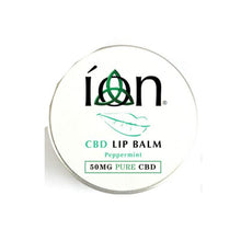 Load image into Gallery viewer, ION Pure CBD Lip Balm -  50mg (10ml) - cannabidolpharm.com