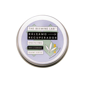 The Beemine Lab CBD Recovery Balm - 200mg (15ml) - cannabidolpharm.com