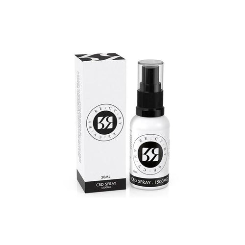 RE:CV:RY CBD Oil Spray - 1000mg  (30ml) - cannabidolpharm.com