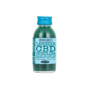 BumbleZest Calm & Comfort CBD Drink - 12mg (10 X 60ml)