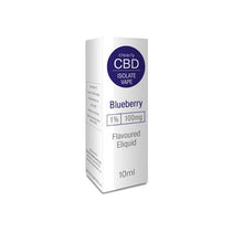 Load image into Gallery viewer, Clearly CBD 100mg CBD Isolate Vape Liquid 10ml - cannabidolpharm.com