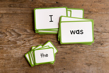 Sight Word Flashcards - Replacement Set