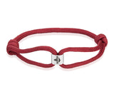 Skipper − Surferband - Armband - Bordeaux
