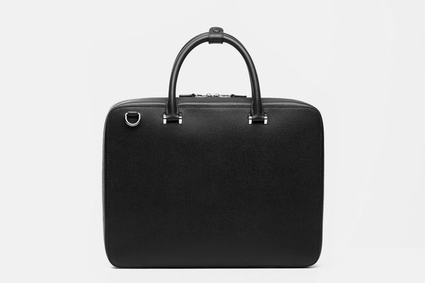 FAIRE LEATHER CO. - Bond CG Slim Briefcase | Aktentasche für Herren