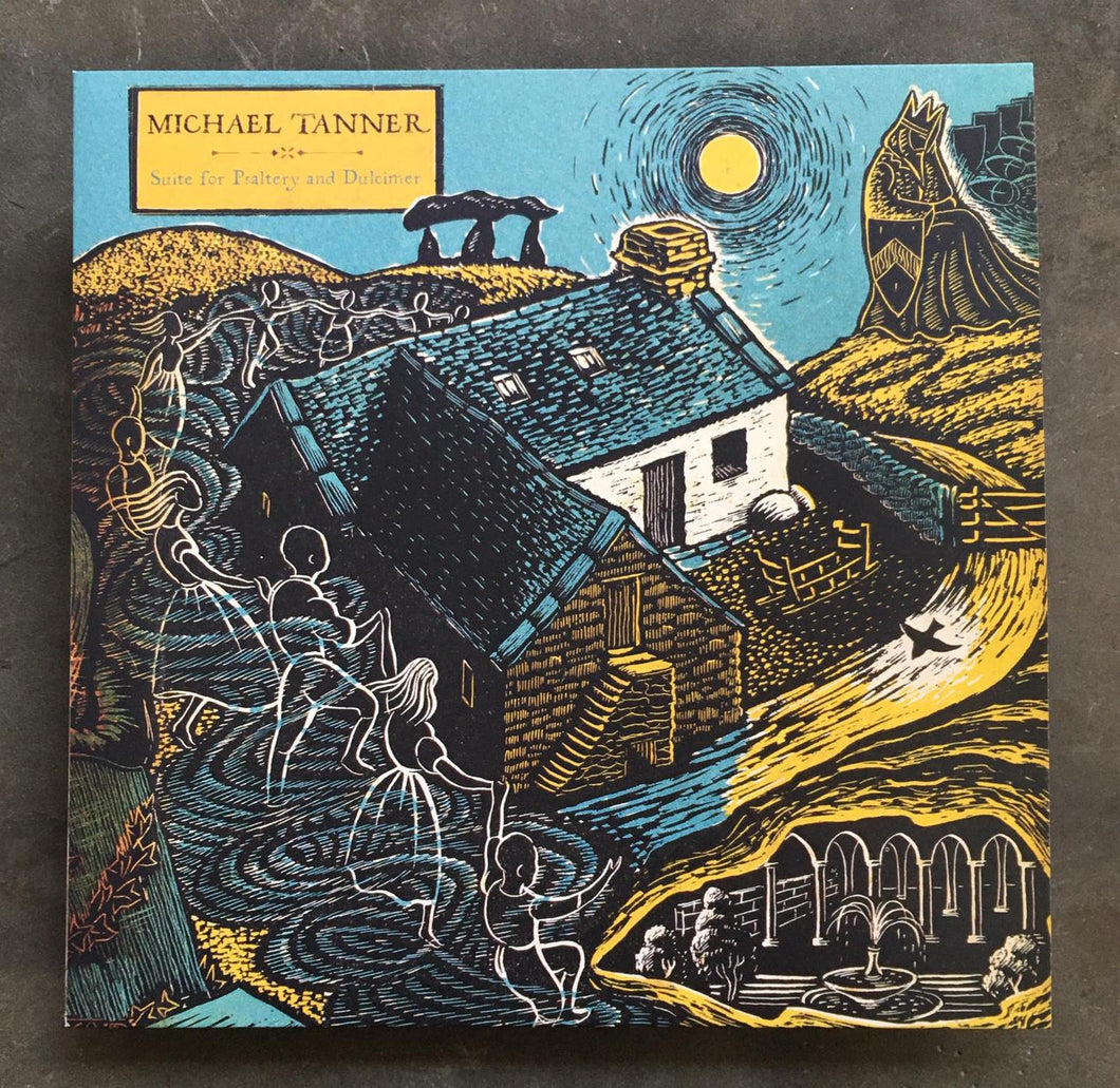 Michael Tanner ‎– Suite for Psaltery and Dulcimer