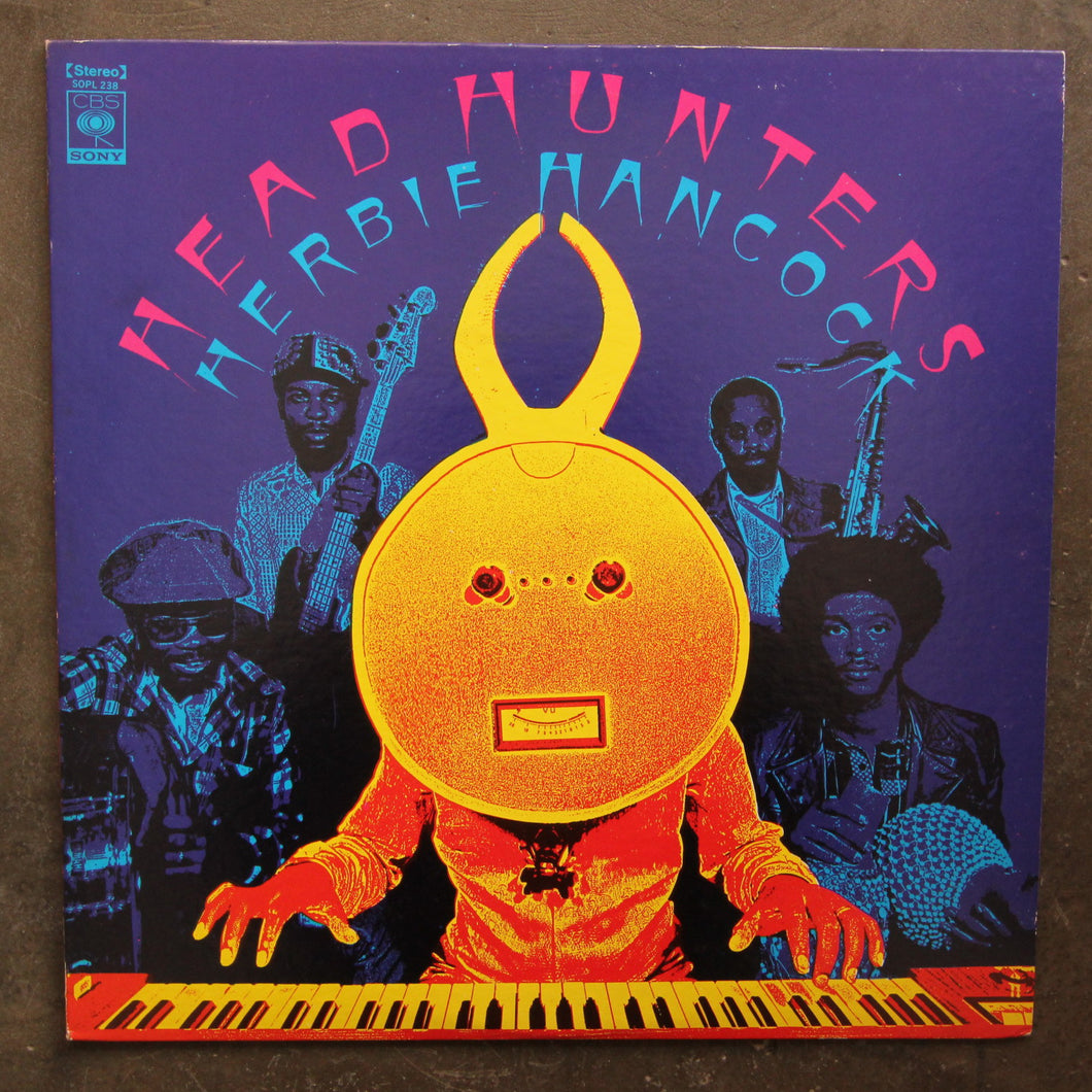 Herbie Hancock ‎– Head Hunters