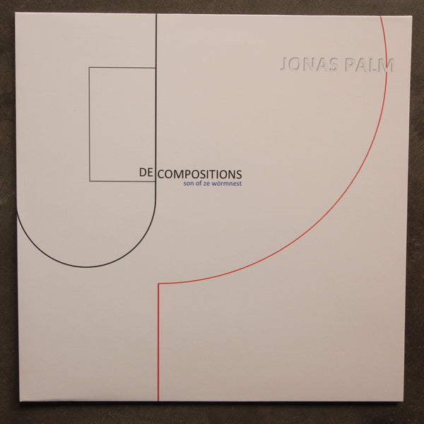 Jonas Palm ‎– Decompositions
