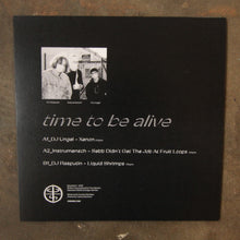 Various ‎– Time To Be Alive