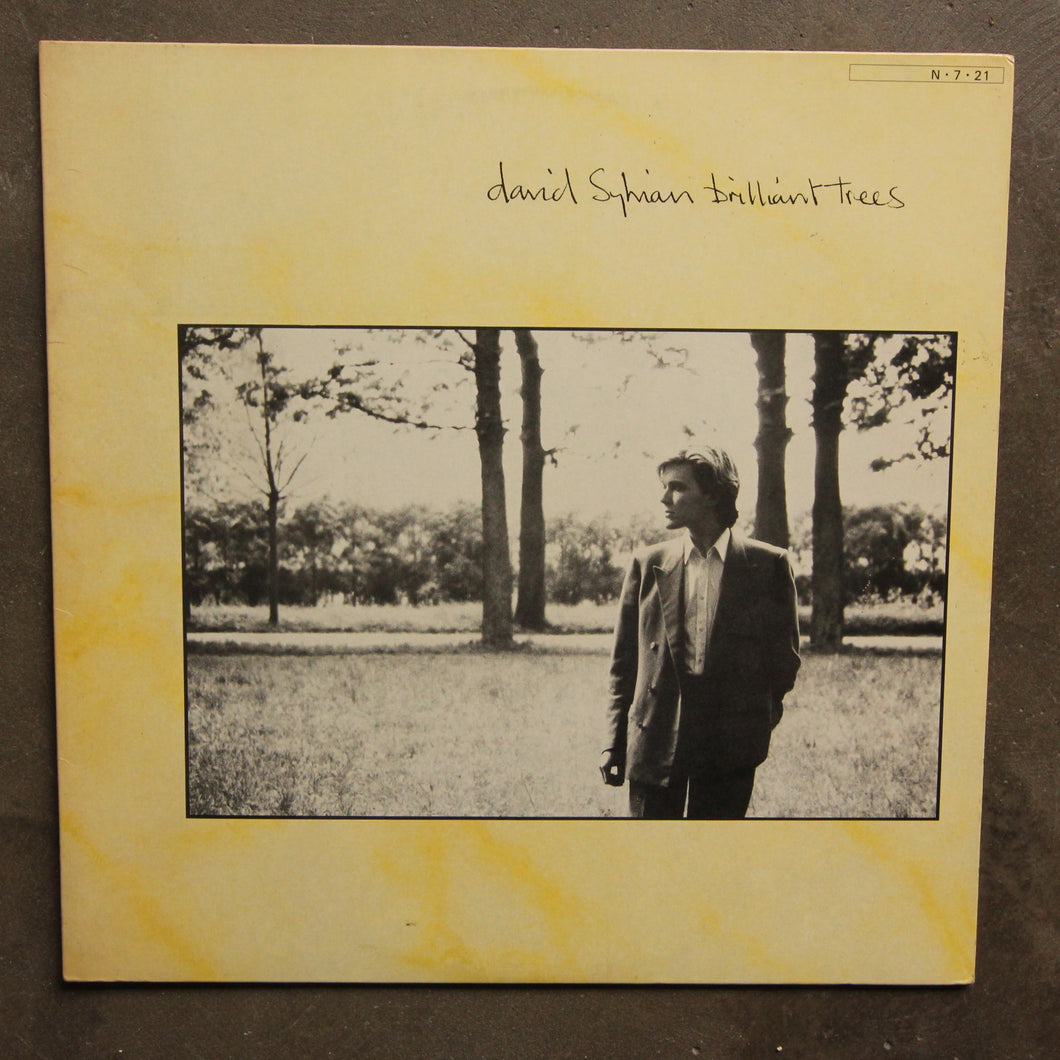 David Sylvian  ‎– Brilliant Trees