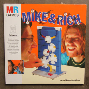 Mike & Rich ‎– Expert Knob Twiddlers