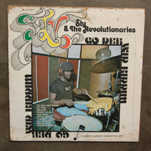 Sly & The Revolutionaries ‎– Go Deh Wid Riddim