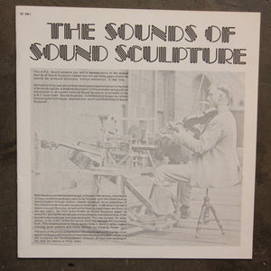 Various ‎– The Sounds Of Sound Sculpture