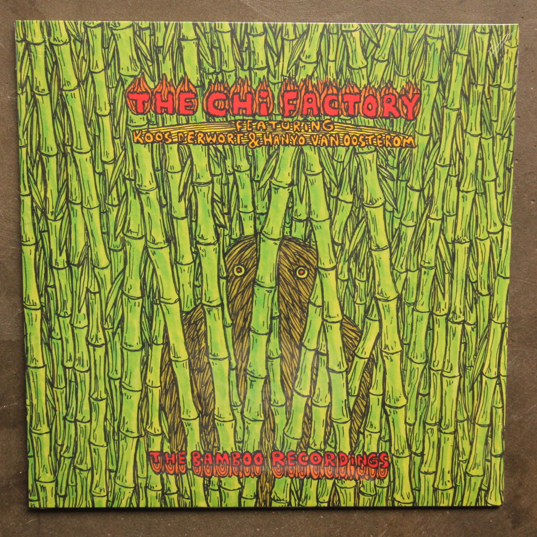 The Chi Factory ‎– The Bamboo Recordings