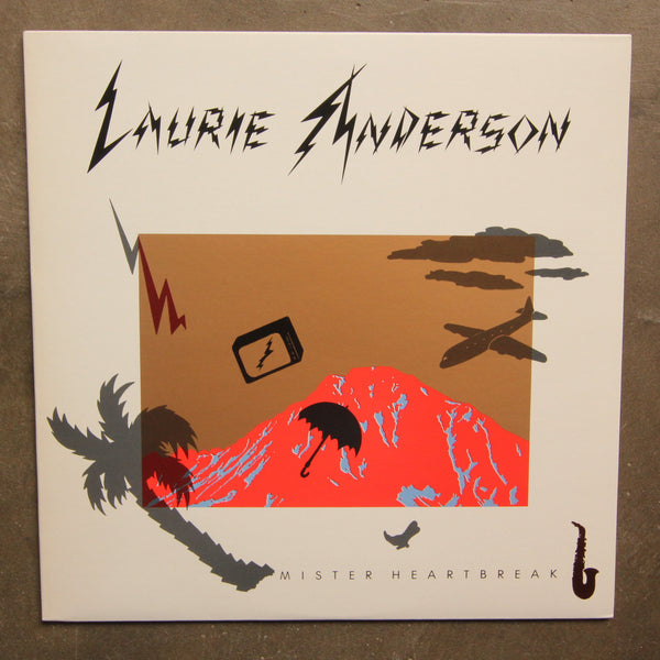 Laurie Anderson ‎– Mister Heartbreak