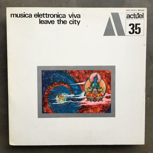 Musica Elettronica Viva ‎– Leave The City
