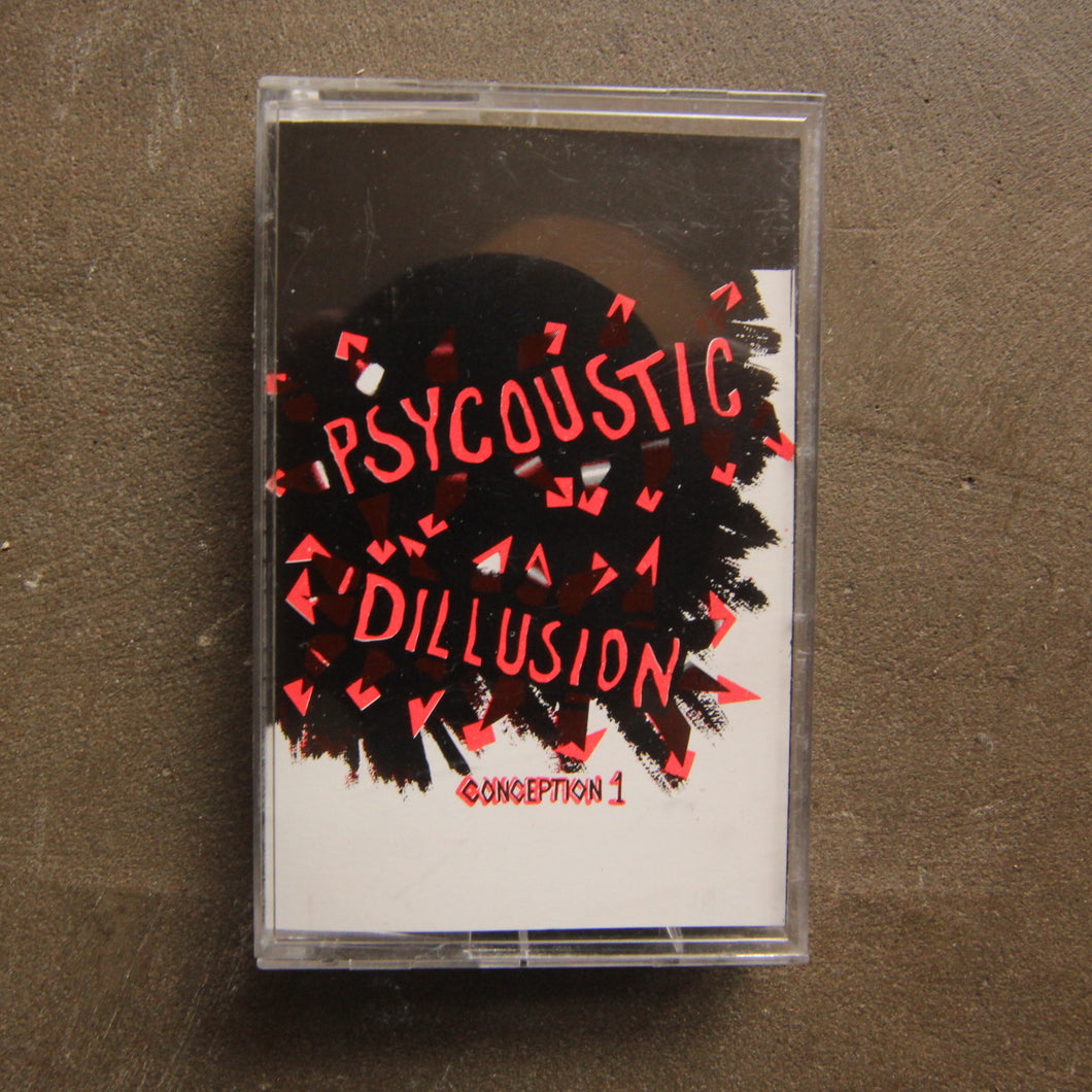 Various ‎– Psycoustic Dillusion Conception 1