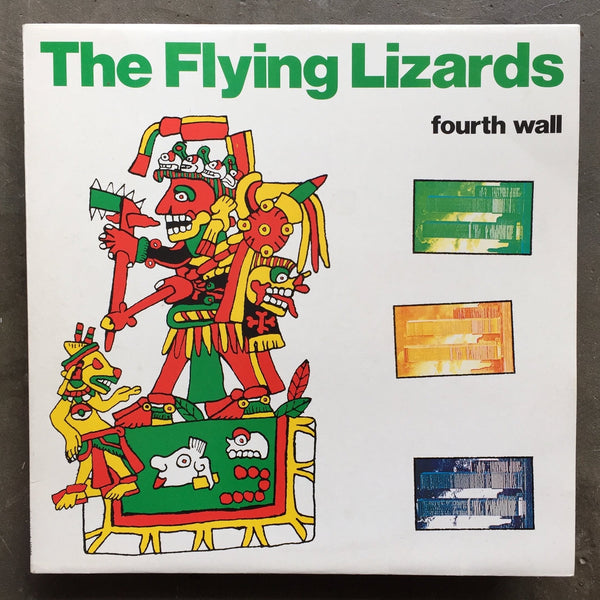 The Flying Lizards ‎– Fourth Wall