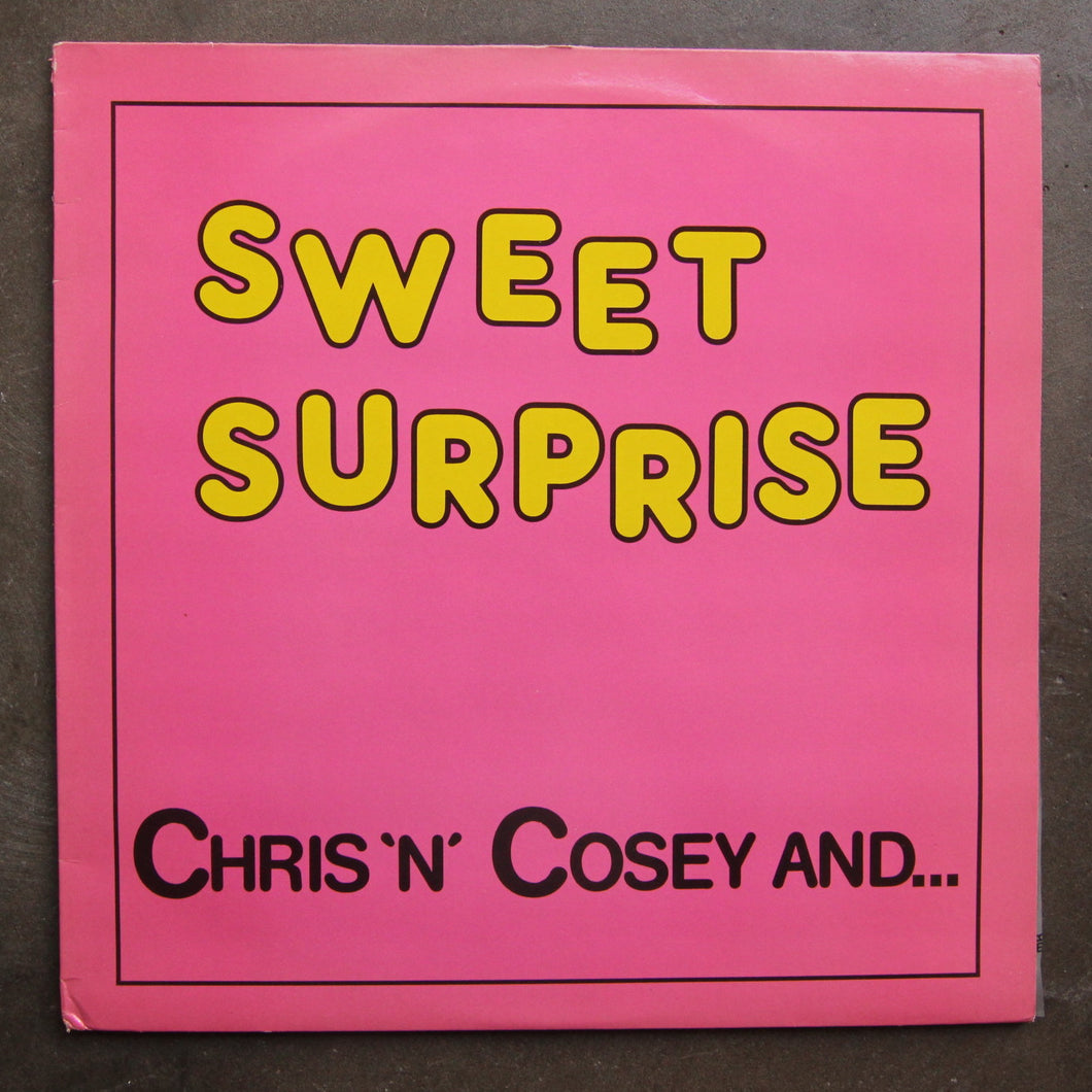 Chris 'N' Cosey And... ‎– Sweet Surprise