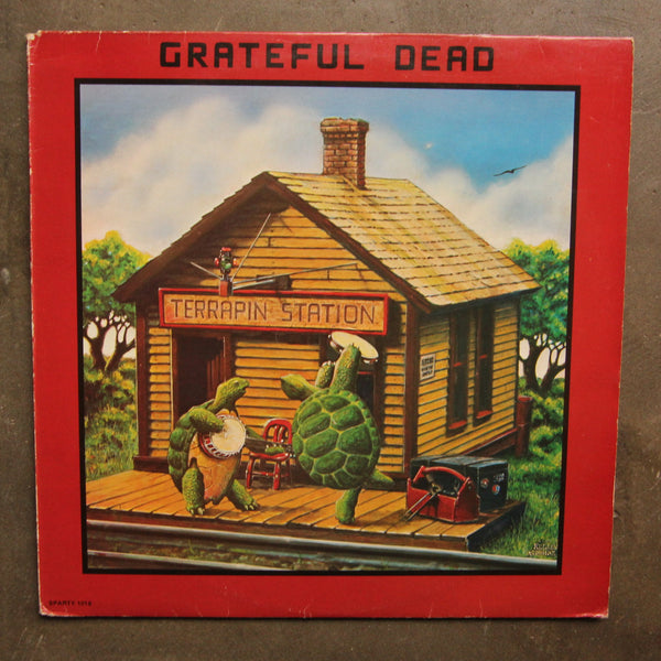 The Grateful Dead ‎– Terrapin Station