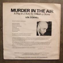 Lol Coxhill ‎– Murder In The Air