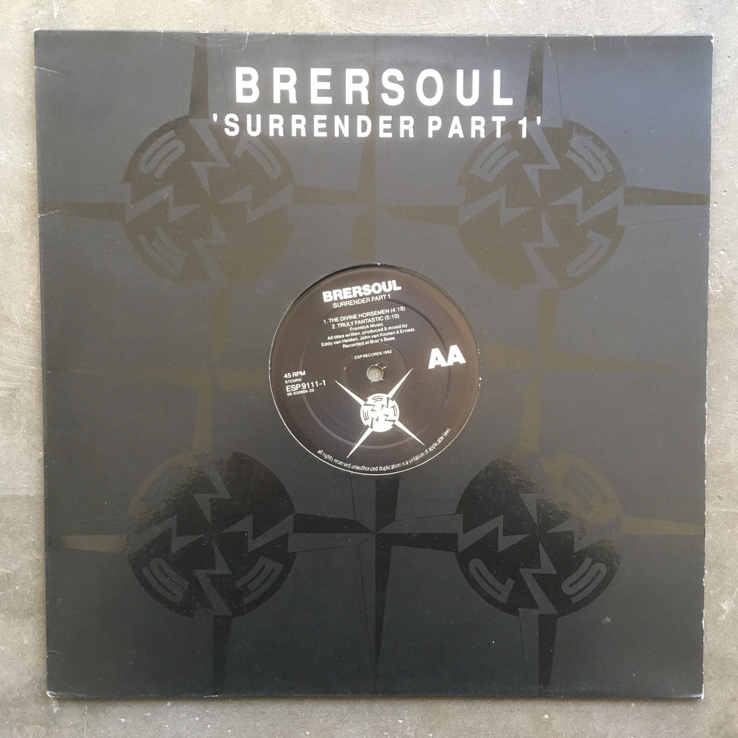 Brersoul ‎– Surrender Part 1