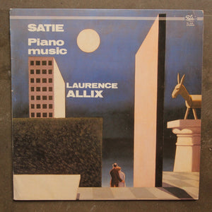Laurence Allix - Erik Satie ‎– Piano Music