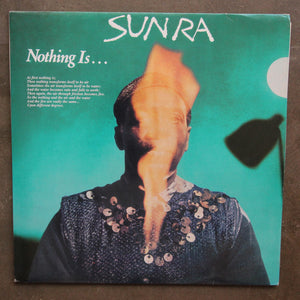 Sun Ra ‎– Nothing Is...