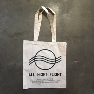Screen Printed Tote Bag