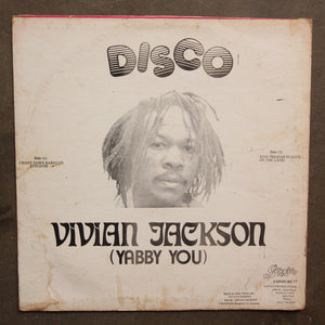 Yabby You & Trinity ‎– Chant Down Babylon Kingdom / King Phorah Plague On The Land