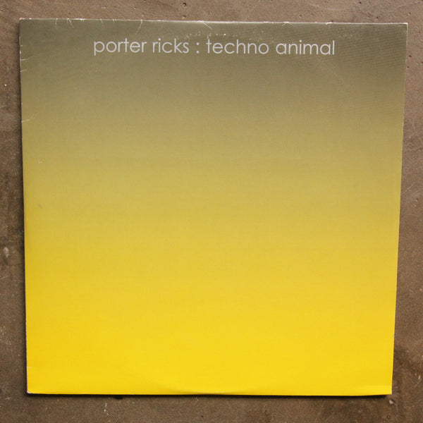 Porter Ricks vs. Techno Animal ‎– Symbiotics