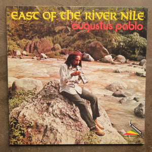 Augustus Pablo ‎– East Of The River Nile