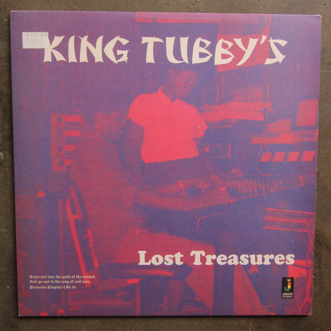 King Tubby ‎– King Tubby's Lost Treasures