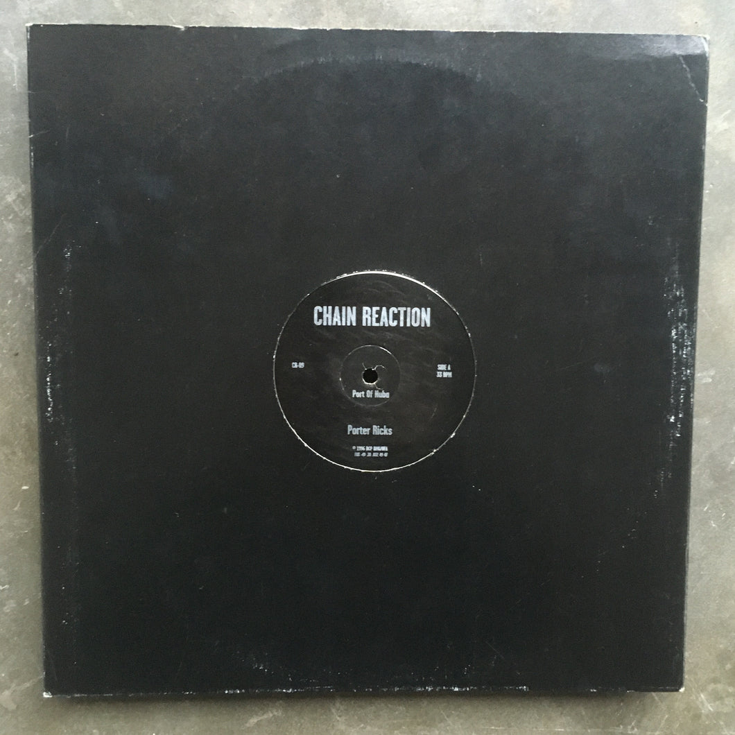 Porter Ricks ‎– Port Of Nuba / Nautical Nuba