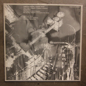 Nurse With Wound / Organum ‎– A Missing Sense / Rasa