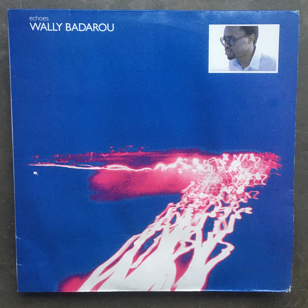 Wally Badarou ‎– Echoes
