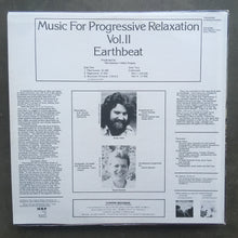 The Kessner - Helm Project ‎– Music For Progressive Relaxation Volume Two - Earthbeat