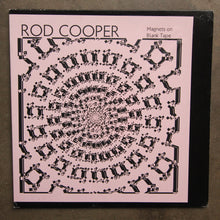 Rod Cooper ‎– Magnets On Blank Tape