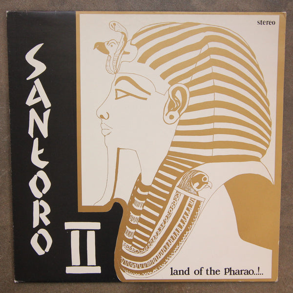 Santoro ‎– II (Land Of The Pharoa ..!..)