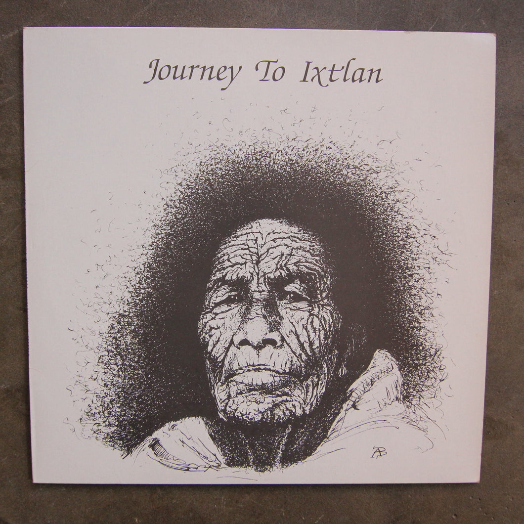D.Sells / R.J.Horky ‎– Journey To Ixtlan