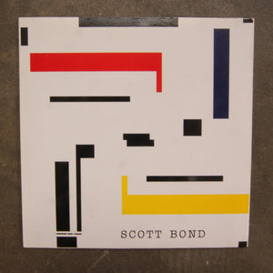 Monade / Scott Bond ‎– Sunrise Telling / Un Secret Sans Importance / Bond Boogie / Boogie Ostinato