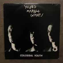 Young Marble Giants ‎– Colossal Youth